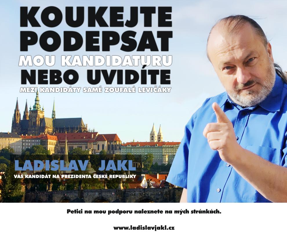 plakát | Ladislav Jakl