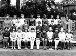 L.J.: třetí třída (1968) na 4. ZDŠ v Chebu