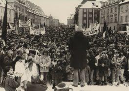 Cheb, 1989