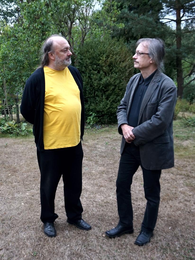 Jakl a Jakl, Cheb, 2018