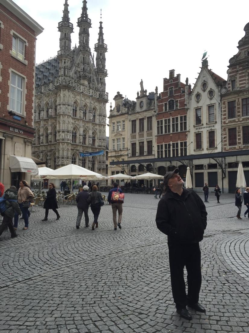 Leuven, Belgie, 2016