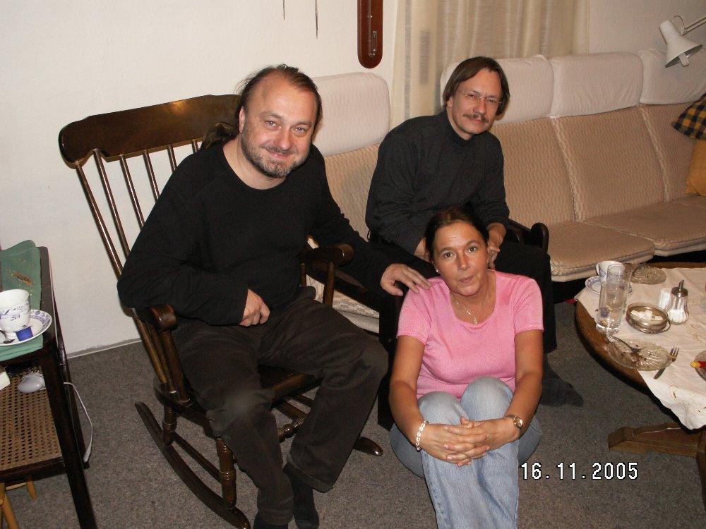 Libuš, 2008